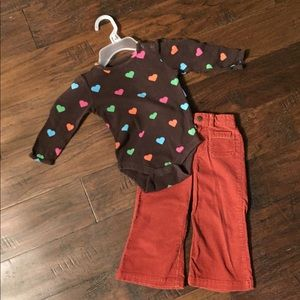 BabyGap fall / winter outfit, 18-24 months